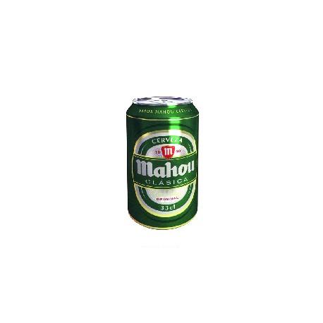 MAHOU CLASICA 1/3 LATA (24)
